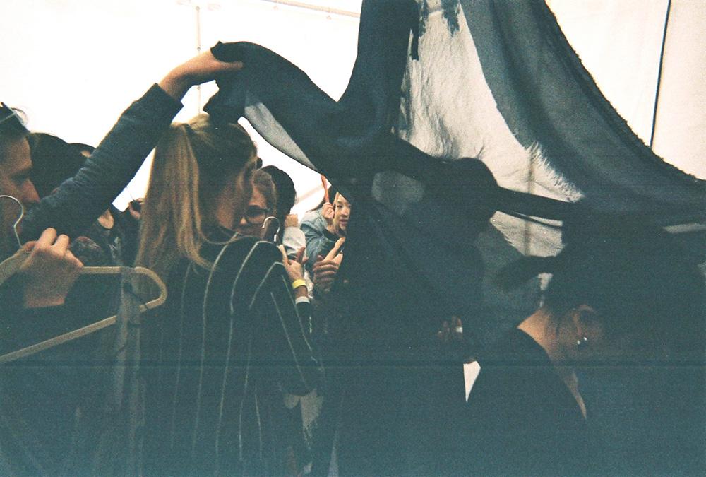 London College of Fashion, BA15 Catwalk. Madeleine Corcoran.